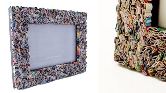 Como fazer decora o com material recicl vel 10 dicas - Objetos reciclados para el hogar ...