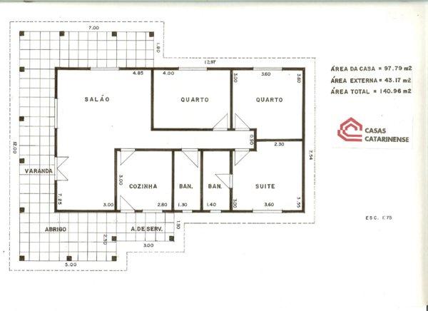 10 modelos de plantas de casas gr tis modelos projetos for Precio reforma completa piso 70 metros