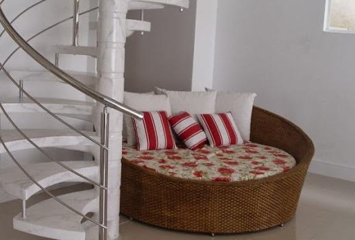 10 modelos de escadas para casas