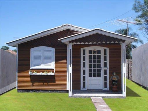 5 modelos de casas pré-moldadas