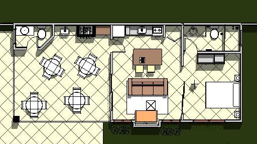 modelos de plantas de casas com edcula