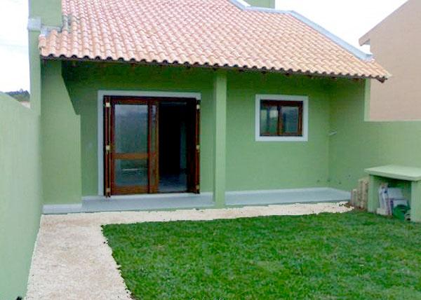 fachadas para casas pequenas e modernas 30 fotos - Fachadas De Casas Pequeas