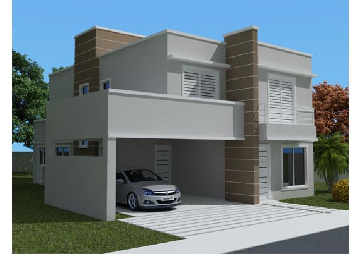 Modelos de casas casas y fachadas tattoo design bild for Casas con fachadas bonitas