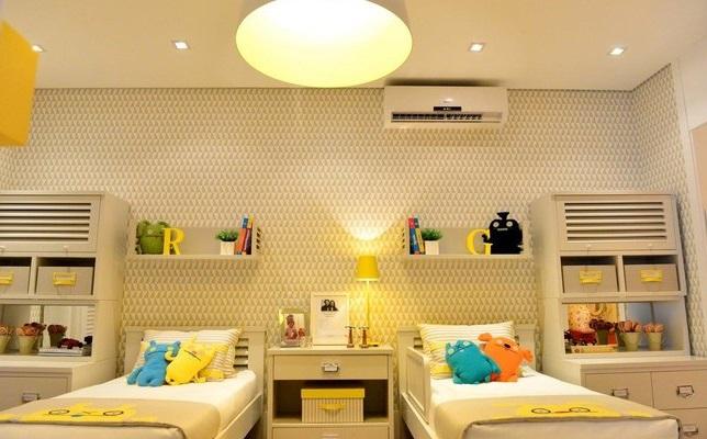 Decoração quarto infantil para menino