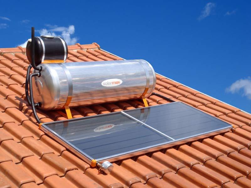 Aquecimento Solar ou Aquecimento a Gás: Diferenças