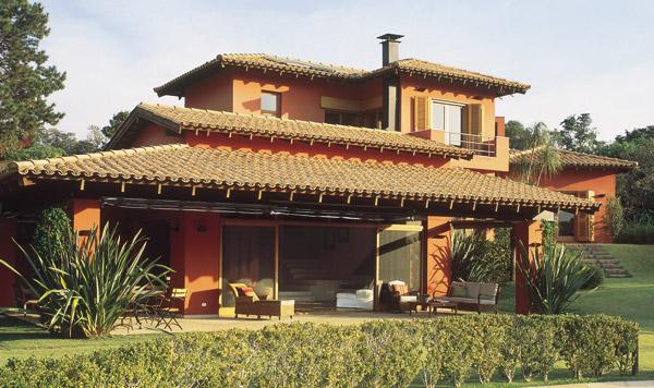 Imagens de fachadas para casa de campo