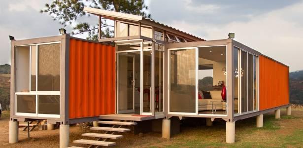 Casa de container