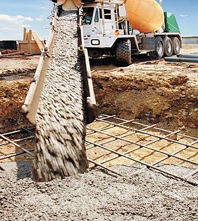 Cimento para usar em obras