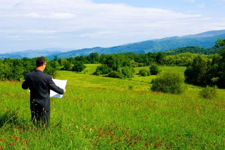 Como escolher um bom terreno