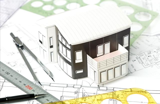 Construir uma casa com planejamento
