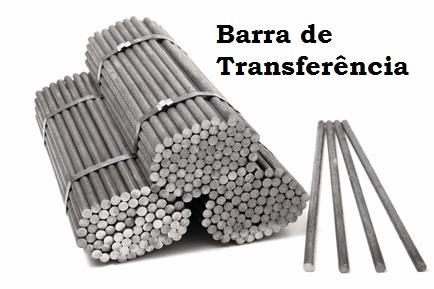 Ferro para Construção Barra de transferência