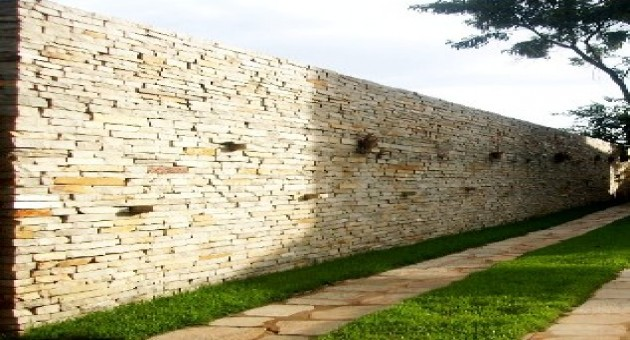 Muros de pedras