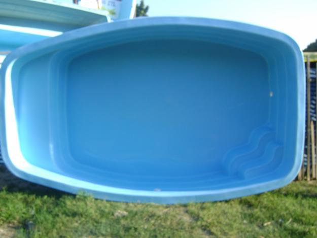 piscina de fibra usada olx