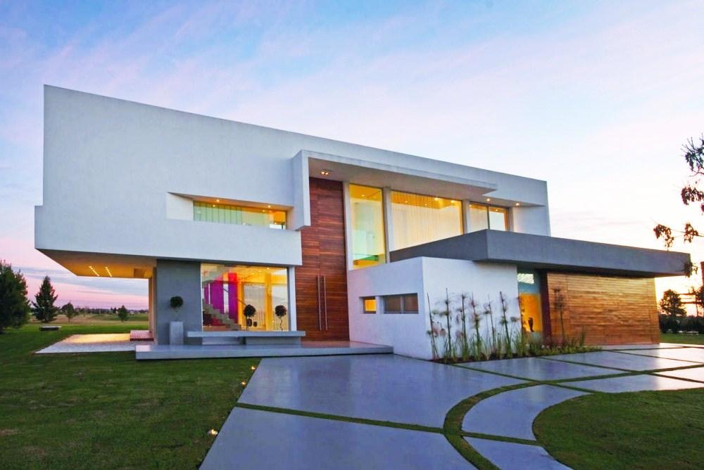 Fachadas de casas de praia 15 modelos for Fachadas contemporaneas para casas