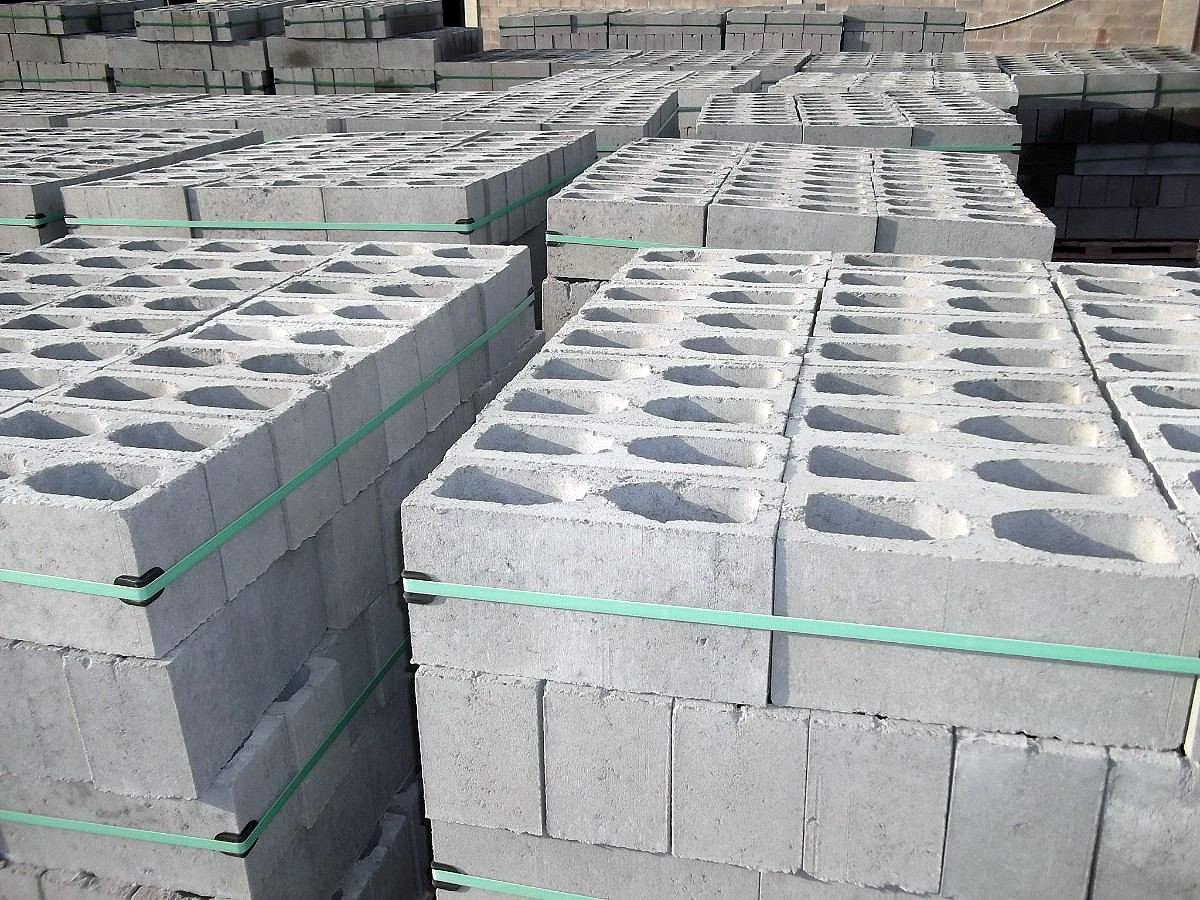 construir com blocos de concreto