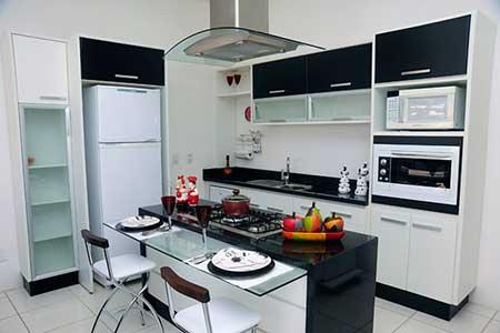 Cozinha Americana Compacto