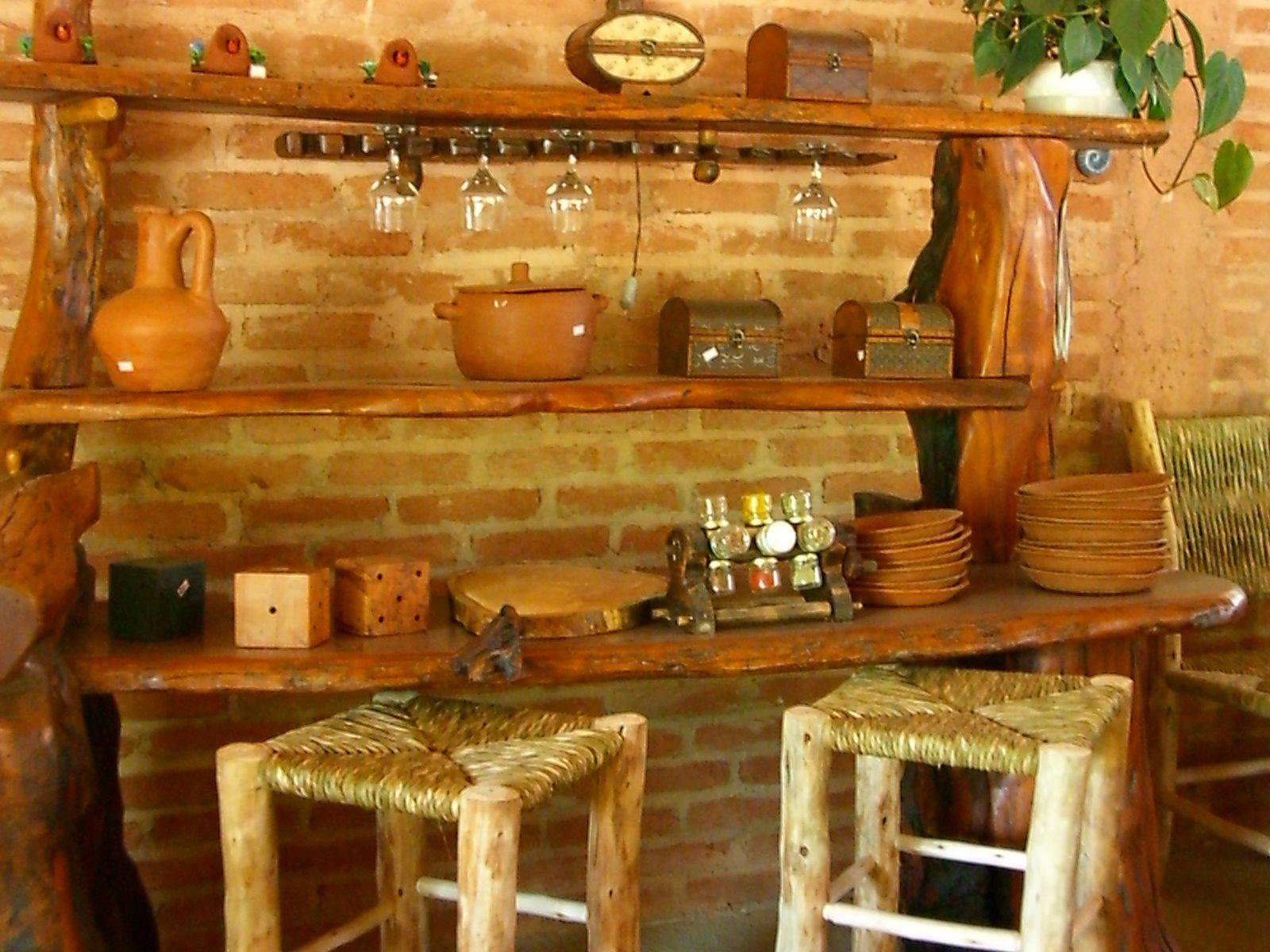 30 projetos de casas r sticas - Pared rustica interior ...