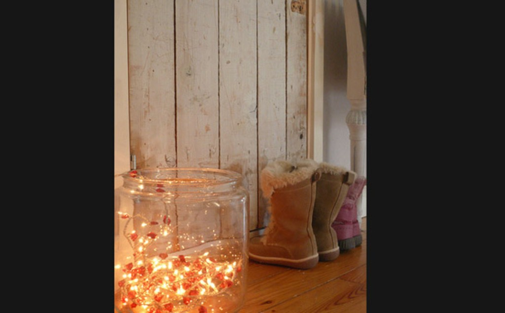 10 dicas para decorar pisca-pisca em casa