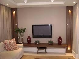 Sala decorada sobrado