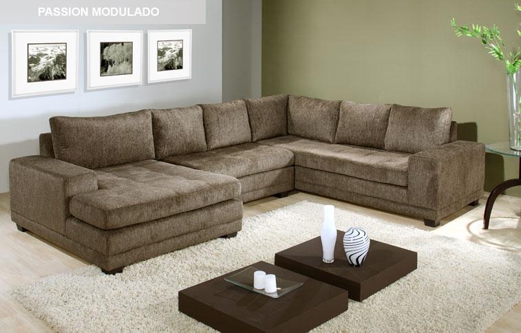Sofa para sala grande for Sofas t dos opiniones