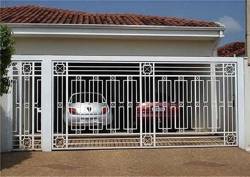 5 modelos de grades para casas