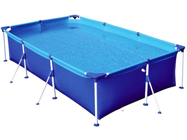 Modelos de piscinas para sua casa 40 fotos for Albercas de plastico grandes