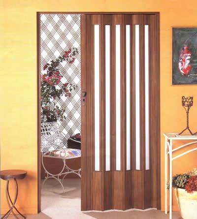 Porta Sanfonada de PVC