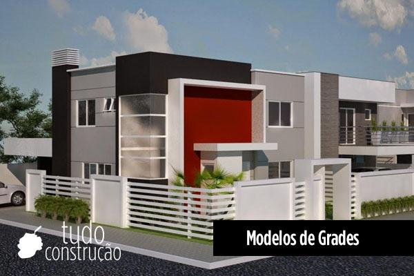Modelos de Grades para Casas