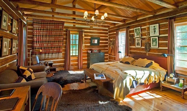 Casa quarto tradicional