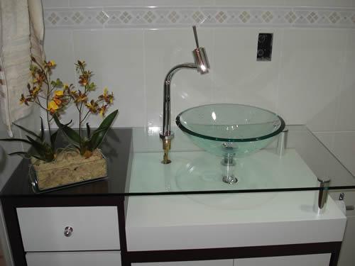 5 Modelos de cubas para banhei -> Tamanho De Uma Cuba Para Banheiro