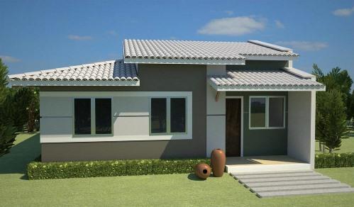 7 Fachadas de Casas para 2018