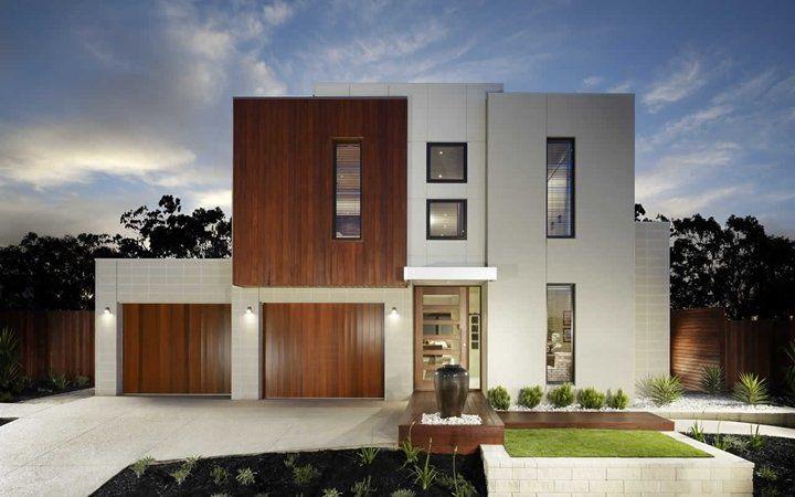 7 fachadas de casas para 2018 for Casas contemporaneas modernas