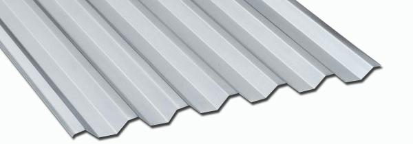 Telha de Alumínio