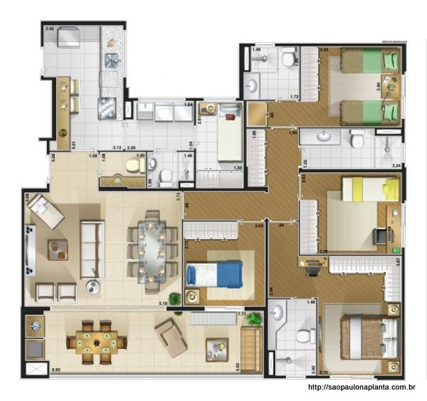 Casa para sítio 12