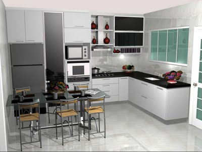 Cozinha compacta 9