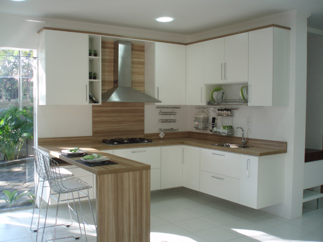 15 tipos de modelos de cozinhas pequenas