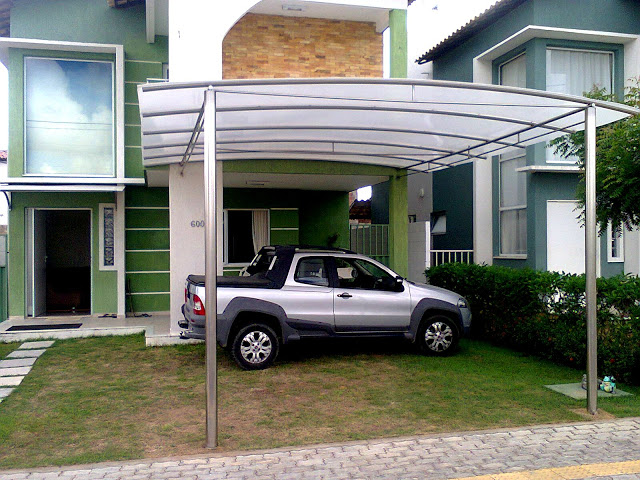 5 tipos de cobertura para garagem