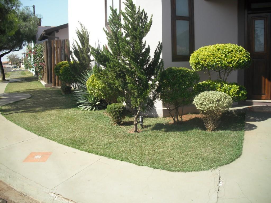 fotos jardins pequenos residenciais:Modelo De Jardin