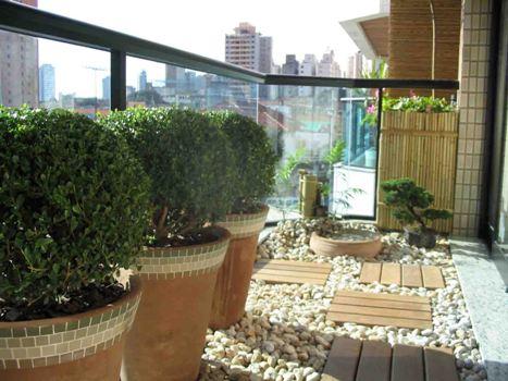 5 modelos de jardins pequenos