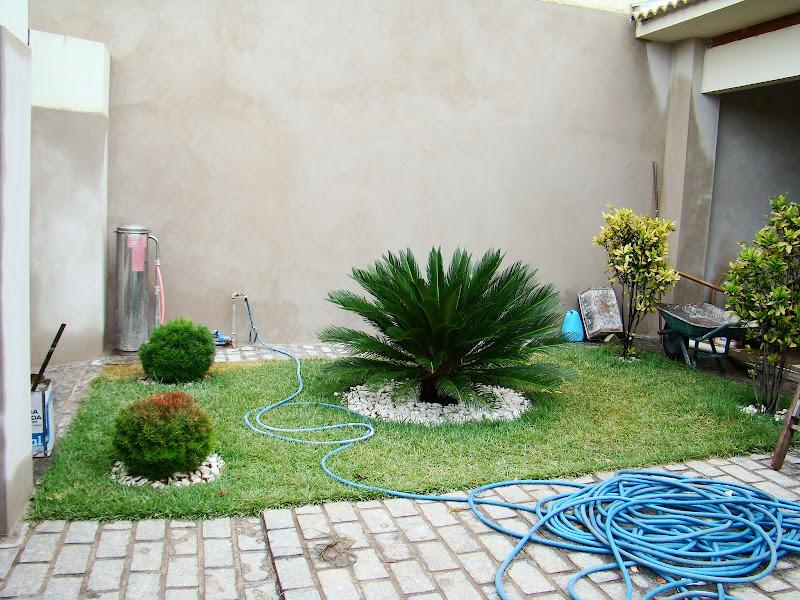 5 modelos de jardins pequenos for Modelos jardines para casas pequenas