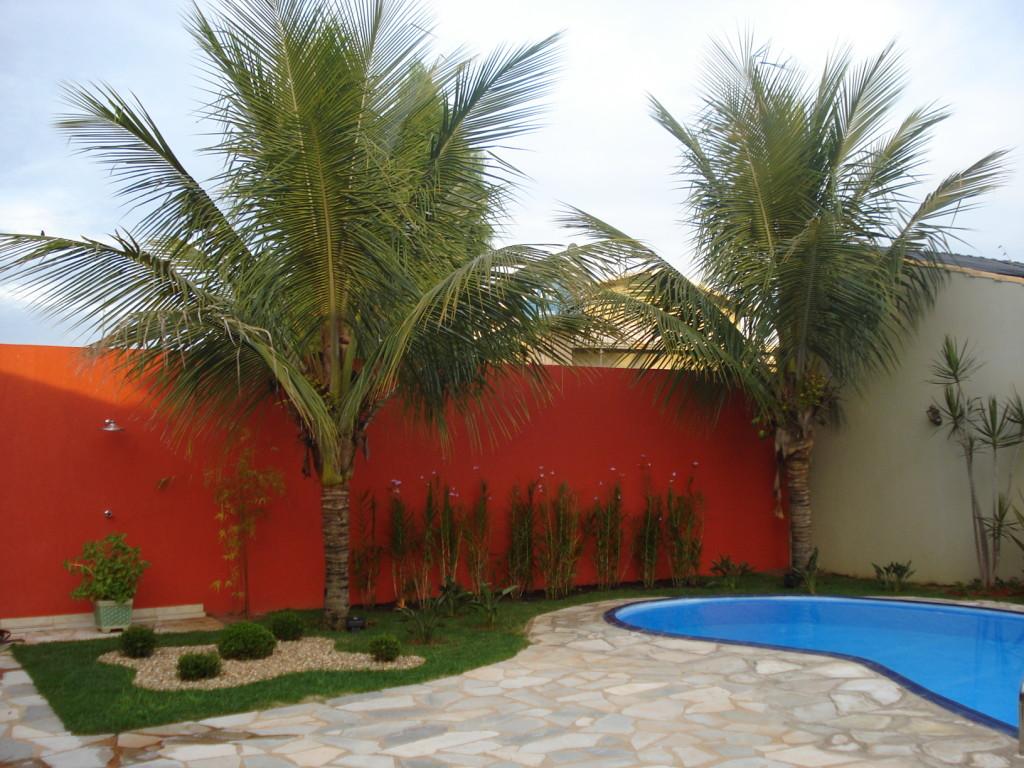 Jardim residencial 11