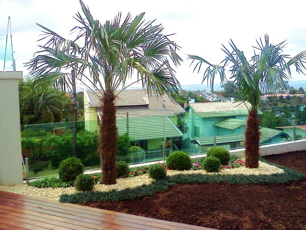 Jardim residencial 12