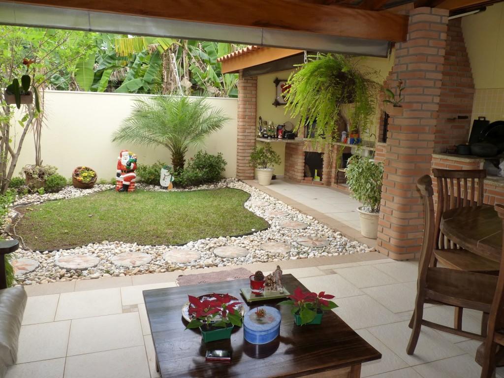 Jardim residencial 13