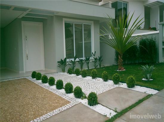 Jardim residencial 16