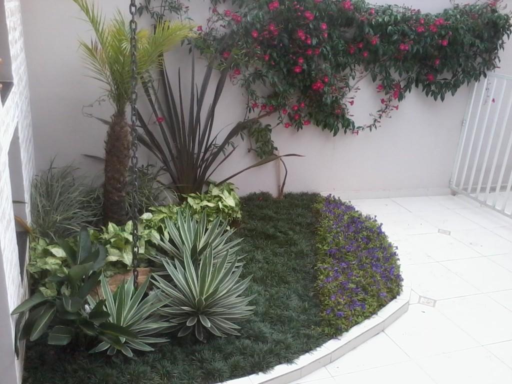 Jardim residencial 19