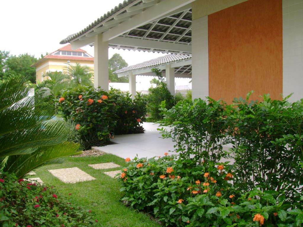 Jardim residencial 2
