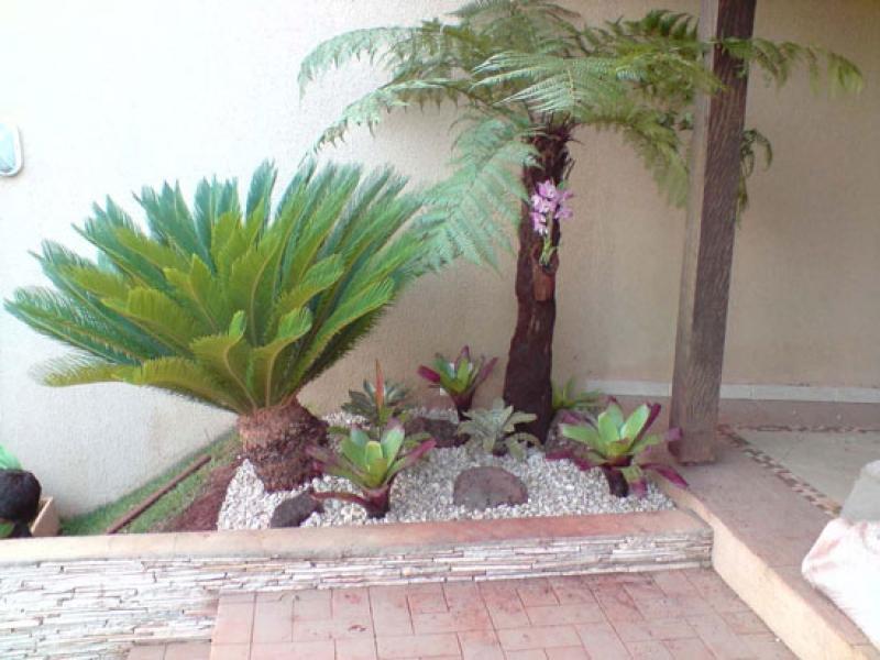 Jardim residencial 21
