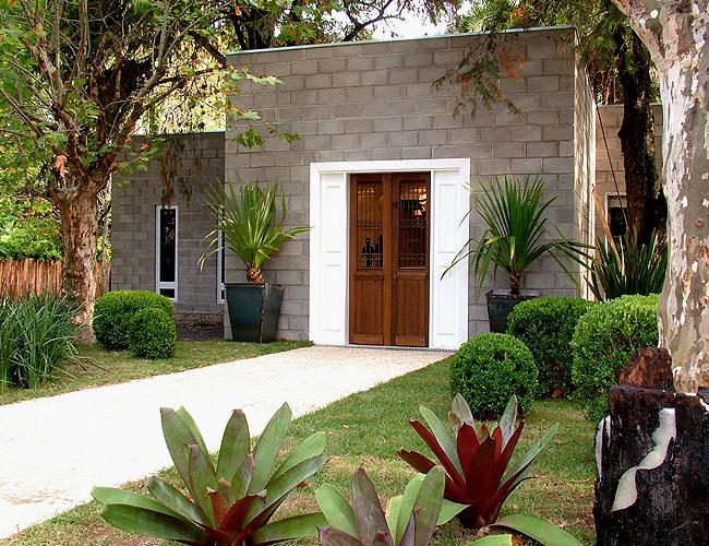 Jardim residencial 23