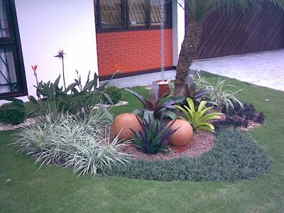 Jardim residencial 25