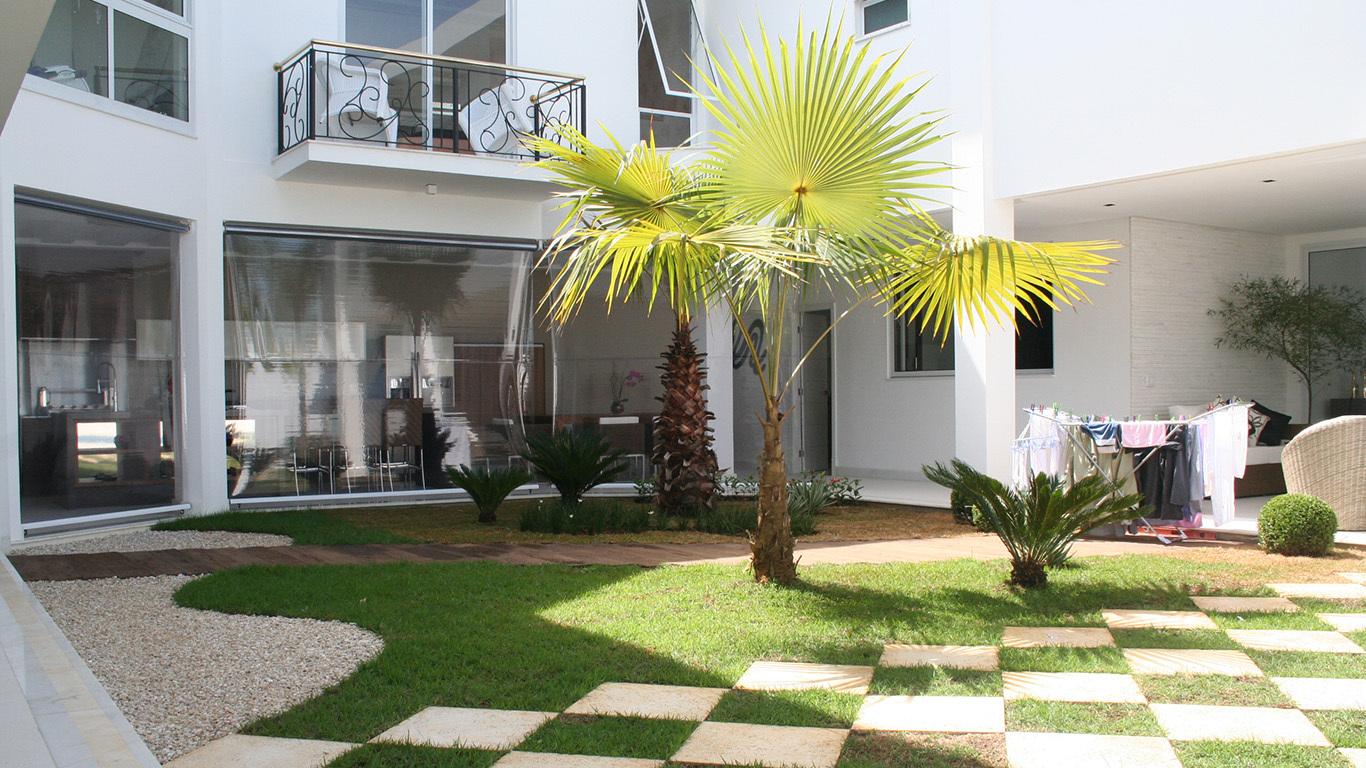 fotos de jardim residencial pequenoTop Babetes Ponto Cruz Tattoo